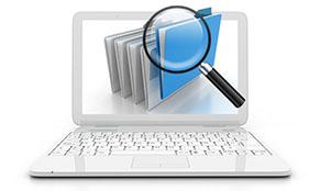 Dateiliste & Prüfung
